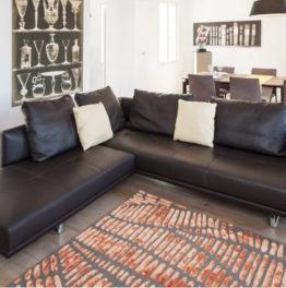 L'appartement de Geoffroy Le Hideux