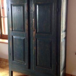Une armoire de la seigneurie de La Pelleterie